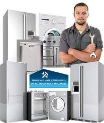 Appliance Repairs Westergloor