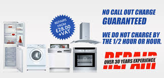 Appliance Repairs Unitaspark & Ext